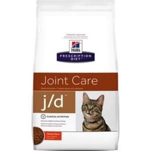 Dry Joint formula cat food - Front